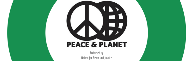Endorsed by United for Peace and Justice