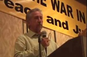 Tom Hayden addresses the UFPJ National Assembly about building strong social movements to end wars. (6/22/07)