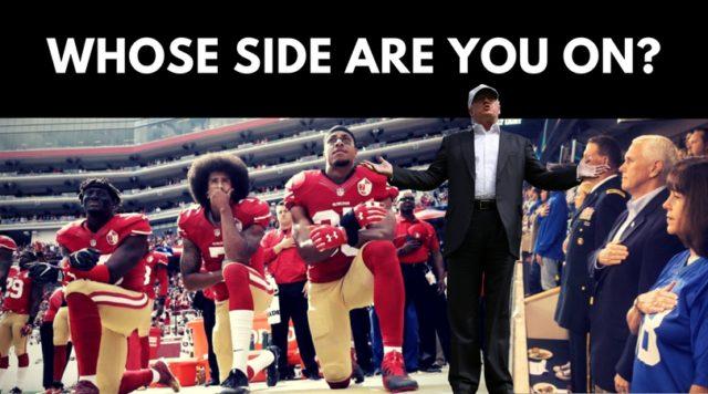 NFL Trump Petition