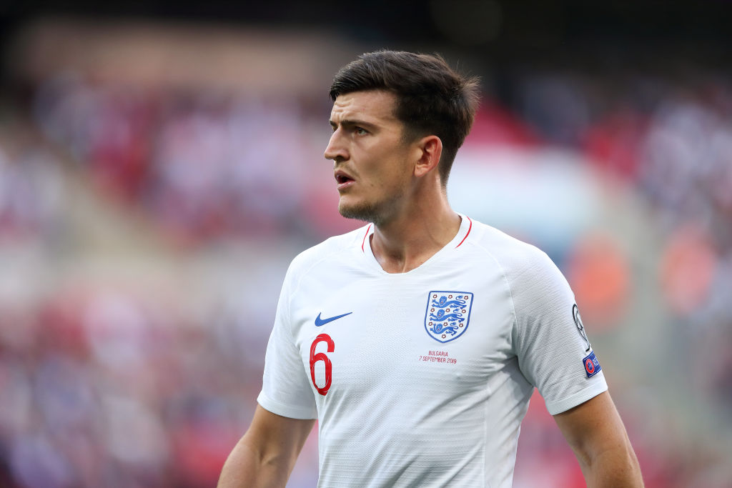Fans react as United star Harry Maguire captains England - United In Focus