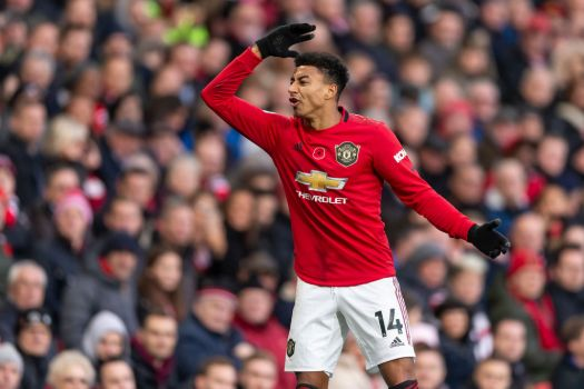Looking at Jesse Lingard's reduced Manchester United role ...