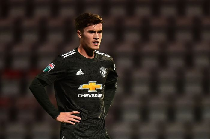 Manchester United midfielder Charlie McCann wanted by Rangers - Scottish Daily