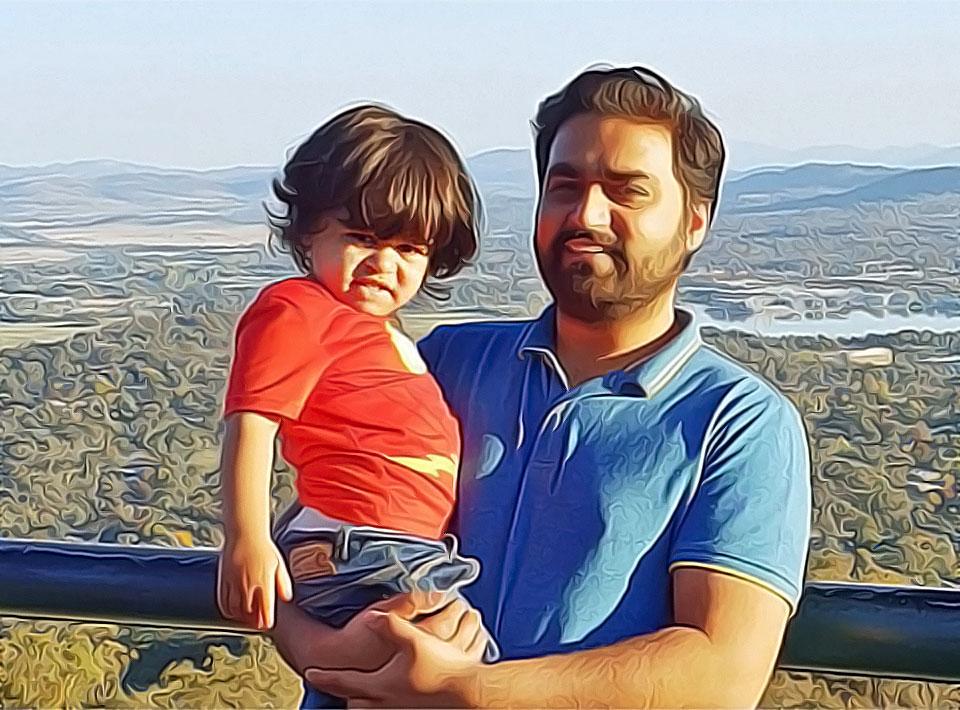 Noman Farooq, Canberra Lawyer