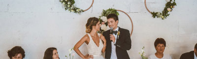 Wedding speech: How will the right words flow?