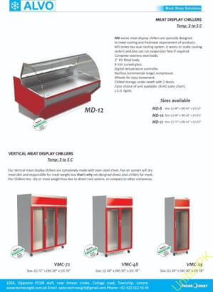 Meat Display Counter, Meat Display Showcase, Meat Display Fridge, Fresh Meat Shop Equipment, Display Chiller for Meat Shop in Pakistan, Chiller for Meat Shop in Pakistan