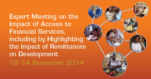 12-14 November '14 UNCTAD Meeting at Palais des Nations, Geneve