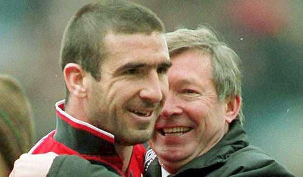 Personal philosophy was expressed in the book cantona on cantona (1996;. Classic United versus City in the FA Cup   Rant Cast