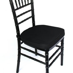 Chiavari Rental Chairs Round Chair Pad Black Ballroom United Rent All Omaha