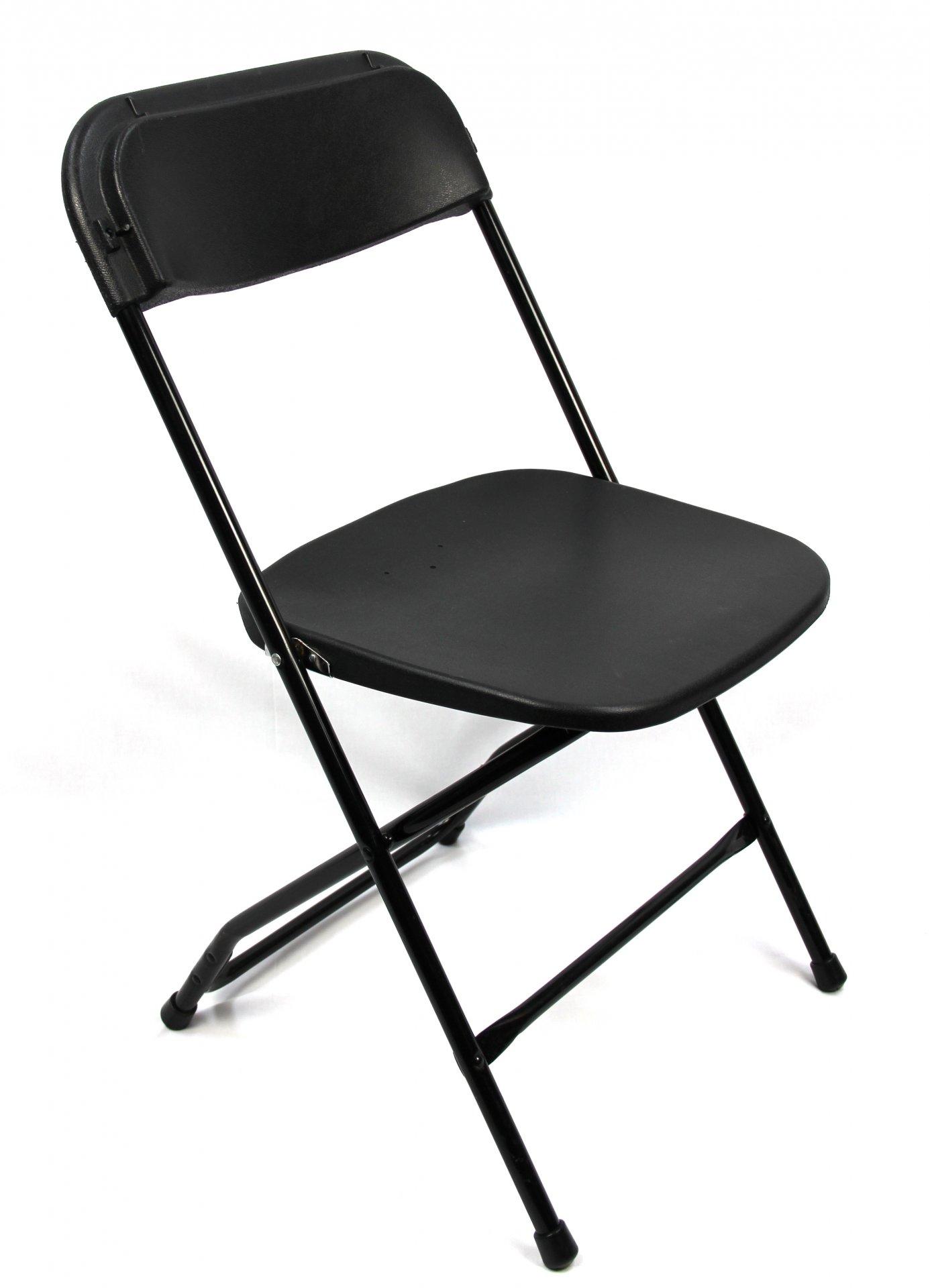 Black Folding Chair  United Rent All  Omaha
