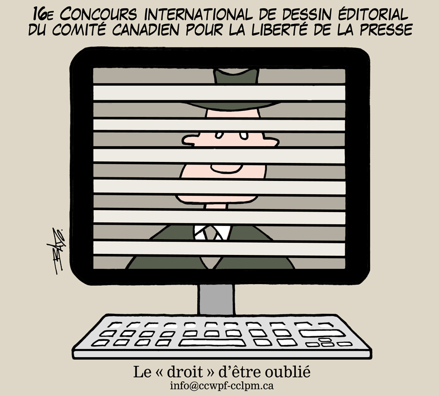 16th World Press Freedom International Editorial Cartoon Competition