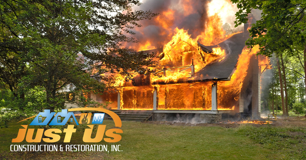 Fire Damage Restoration in Eden Prairie, MN