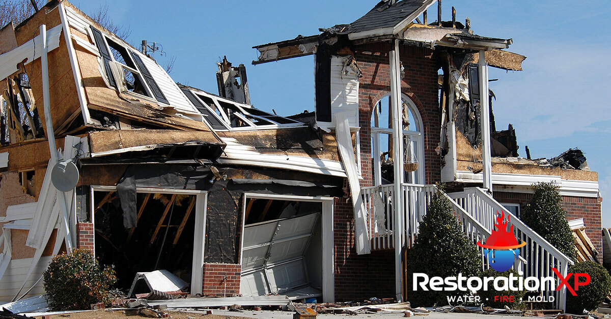 24/7 fire, soot and smoke damage cleanup in Whitewright, TX