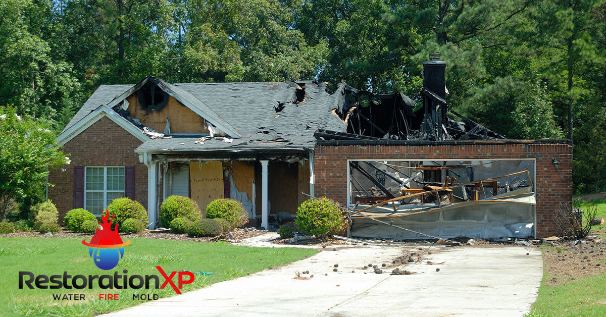 24/7 fire, soot and smoke damage repair in Denison, TX