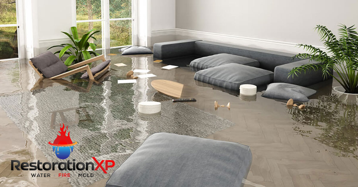 24/7 water damage repair in Whitewright, TX