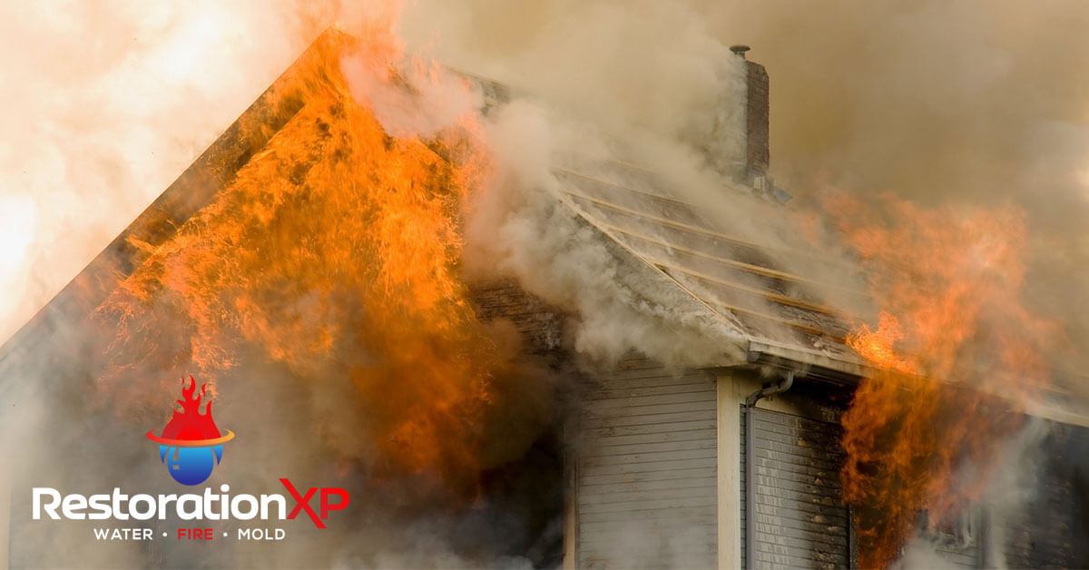 Emergency fire, soot and smoke damage repair in McKinney, TX
