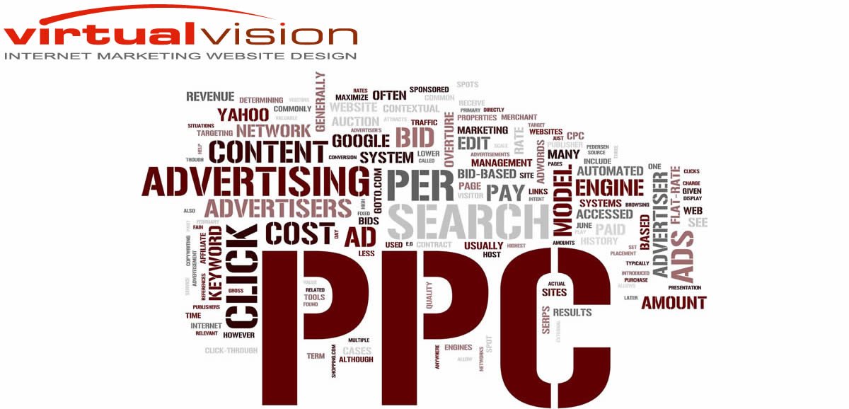 Don't be left behind! Virtual Vision sells reliable PPC Advertising Solutions