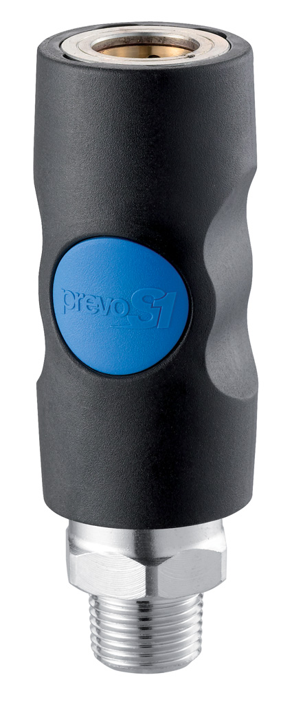 Prevost Safety Coupler Male