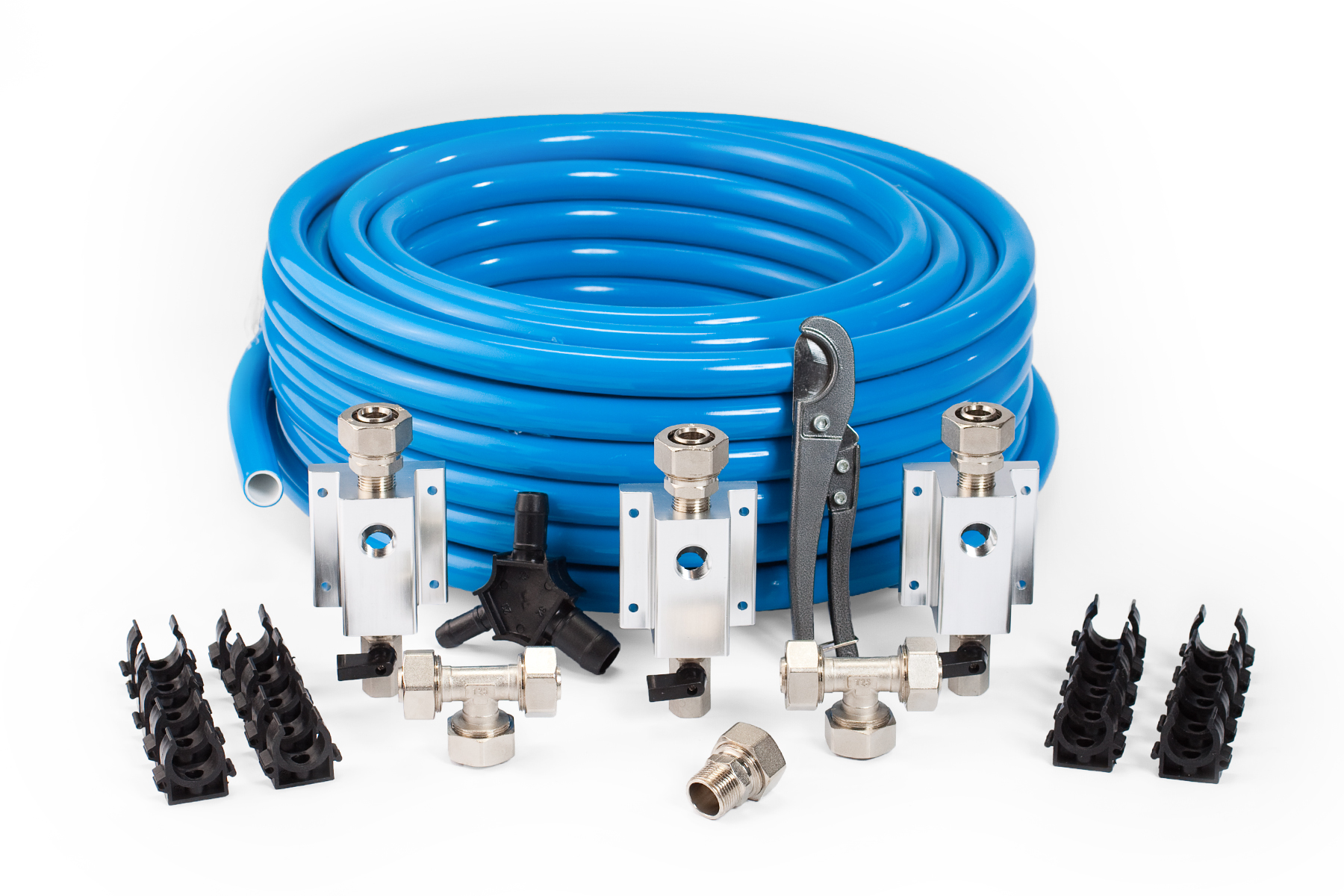 Compressed Air Piping Systems in Eau Claire, WI