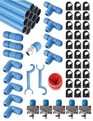 Compressed Air Piping Systems in St. Paul, MN