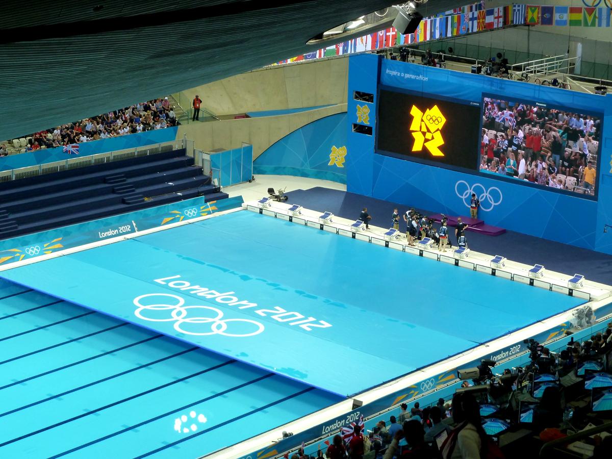 Piscine Olympique Jeux Olympiques Londres 2012