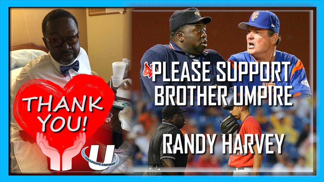 Support Randy Harvey