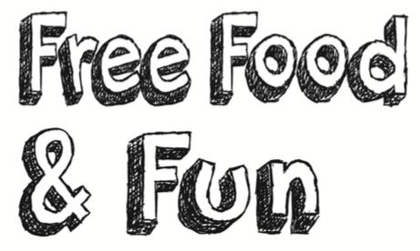 Free Food & Fun All Summer Long