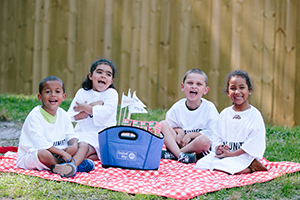 Success By 6 supports early learning by providing opportunities to attend high-quality early education centers.