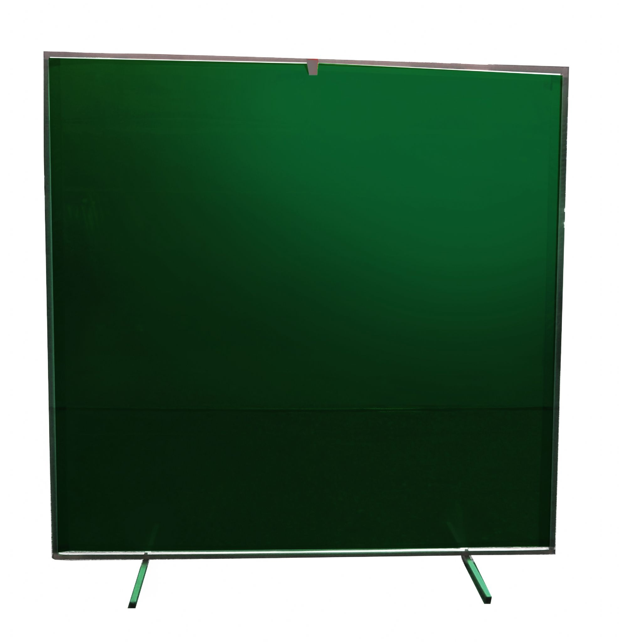 collapsable welding curtain frame and carry bag 6 x 6