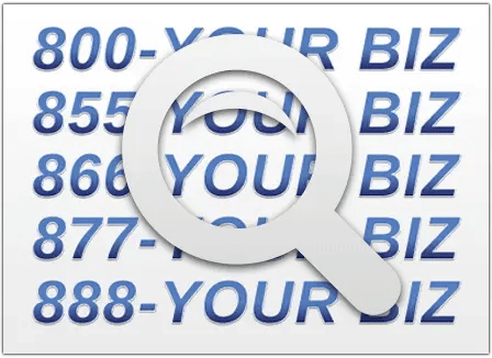 use our vanity phone number generator to find a great number vanity 800 numbers search