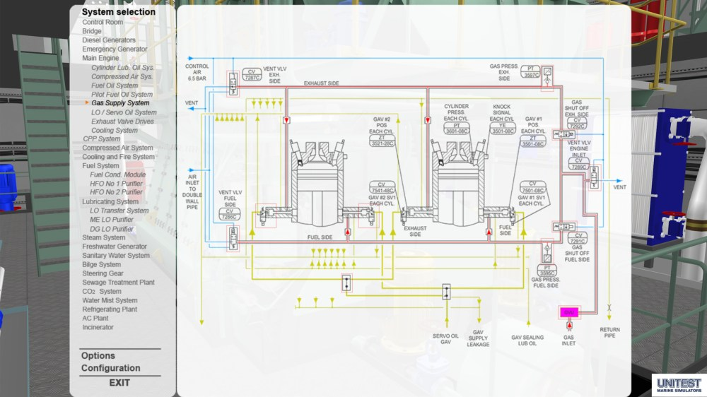 medium resolution of main engine rt flex50df plant s overview includes all essential system installation which can be divided in eight 8 separate sections