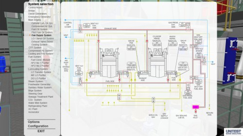 small resolution of main engine rt flex50df plant s overview includes all essential system installation which can be divided in eight 8 separate sections