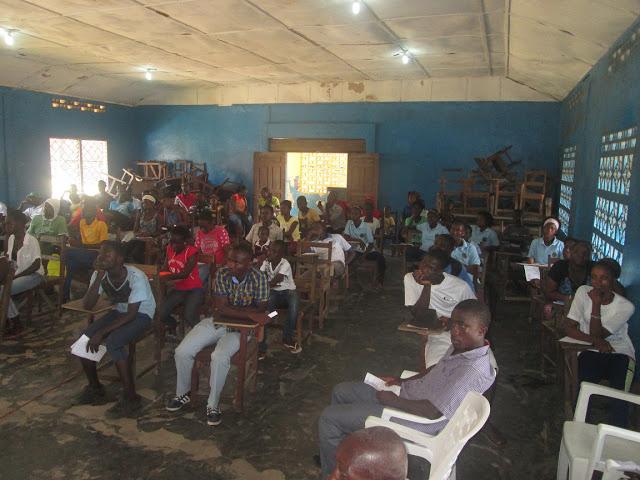 Liberia – Youth Empowerment Workshop