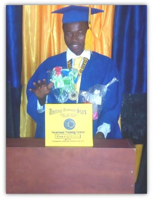 Graduate Reflection