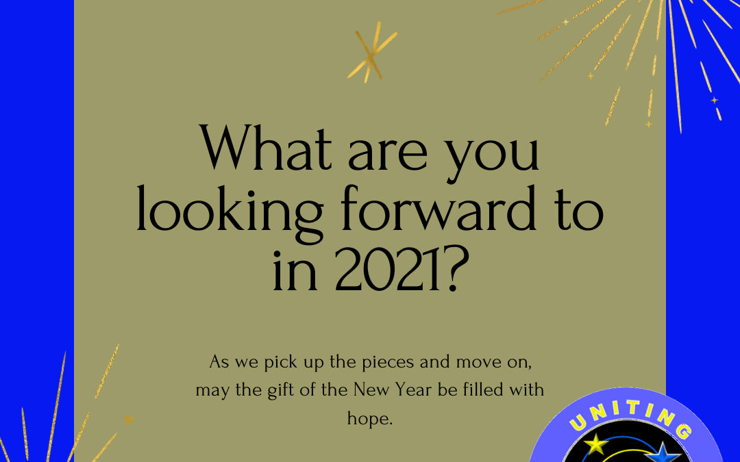 Happy New Year! Hopes for 2021