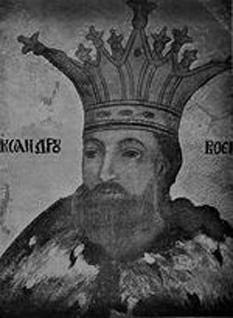 Voievodul Nicolae Alexandru - foto preluat de pe cersipamantromanesc.wordpress.com
