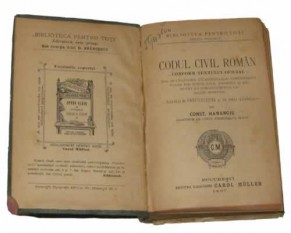 Image result for Codicele Civil din 1864 photos