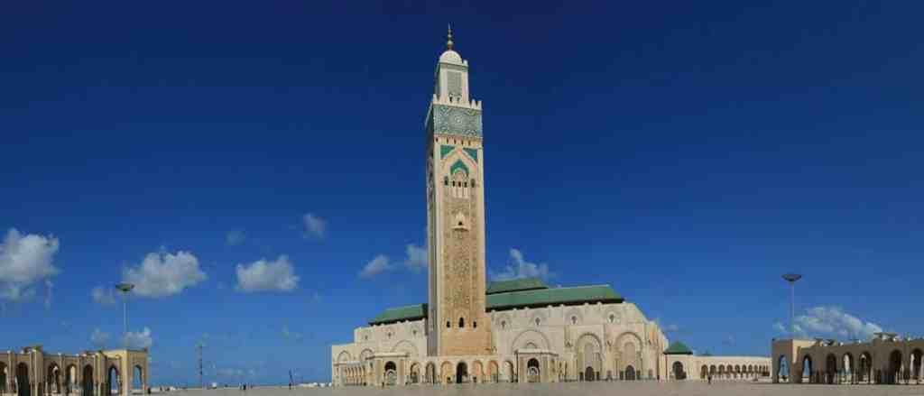 Hassan II Mosquee