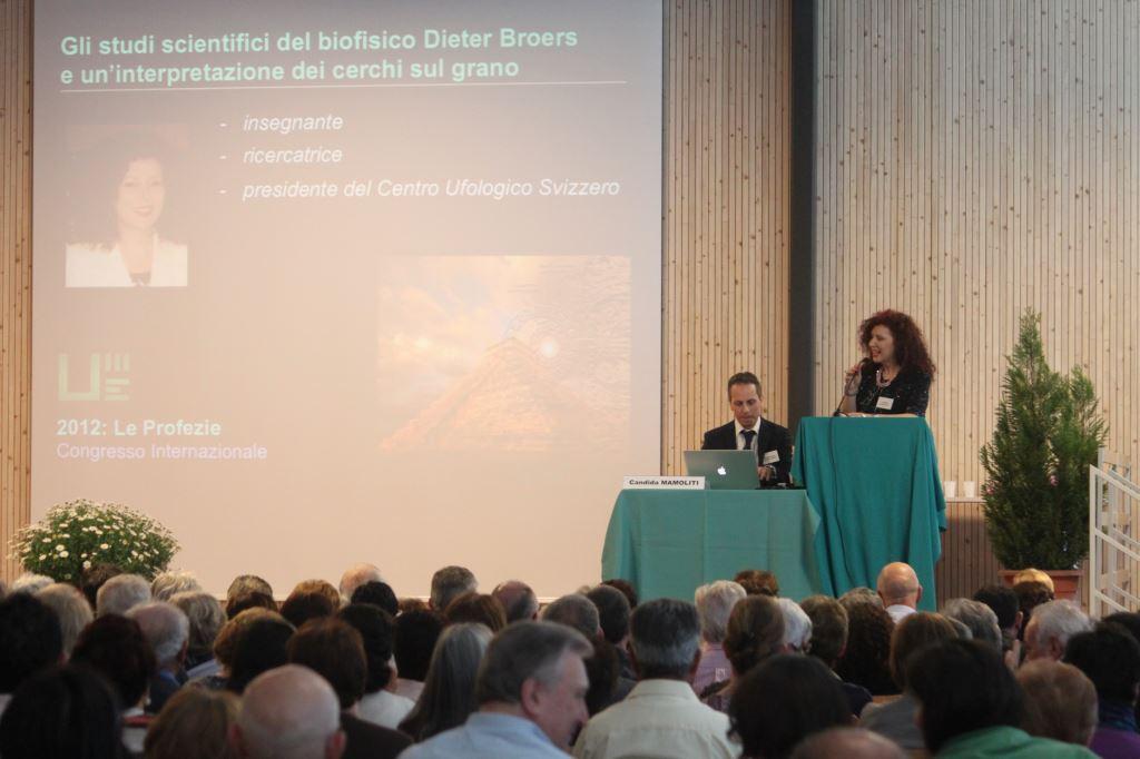 Candida Mammoliti (Congresso Profezie 2012) - UNITRE Lucerna