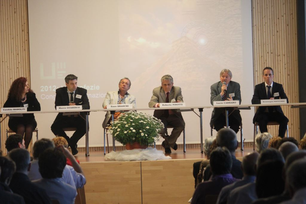 "Congresso ""2012 Le Profezie"" - UNITRE Lucerna"