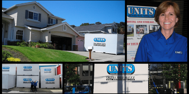 Rick and Donna Topp are the Franchise owners of UNITS Moving and Portable Storage