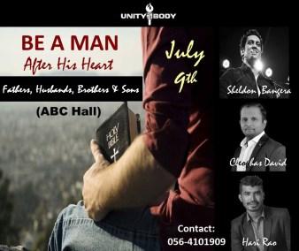 2016 - Be A Man