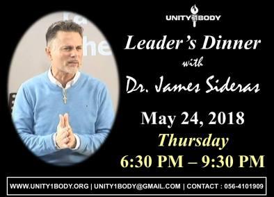 2018 - Dr. James Sideras