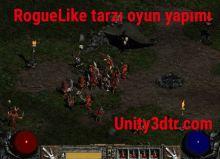 Roguelike tarzı oyun yapımı