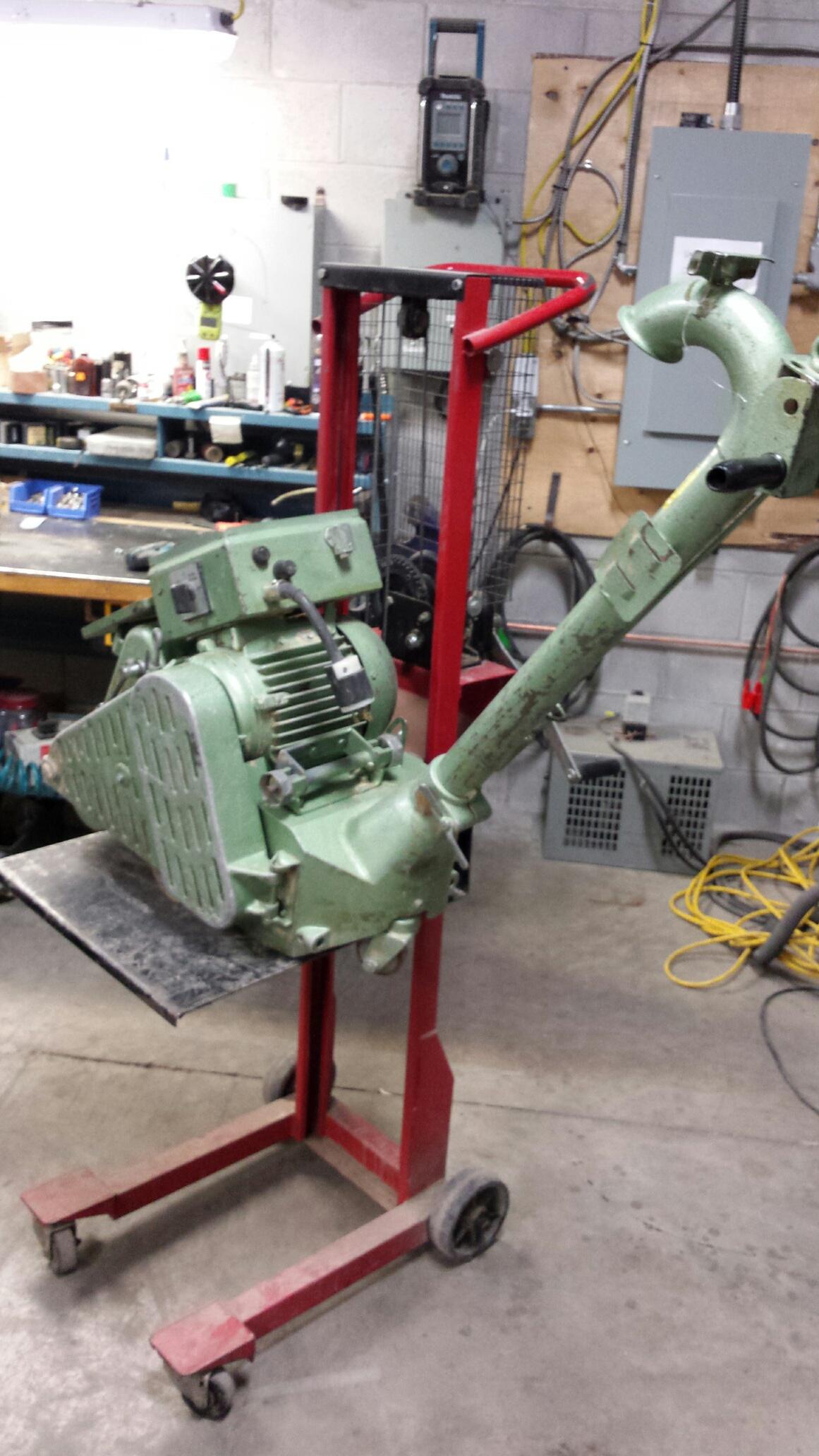 Floor Sanding Machine  Unity Electric Motorshop