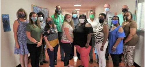 Staff at Unity Lutheran Christian Elementary School