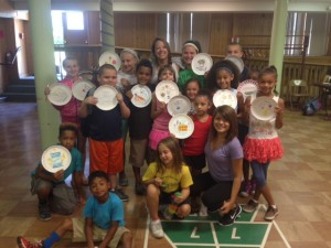 paper plate arts and crafts