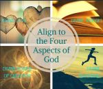 Align to the Four Aspects of God