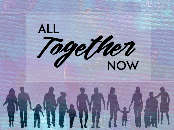 Upcoming - All Together Now with Gratitude