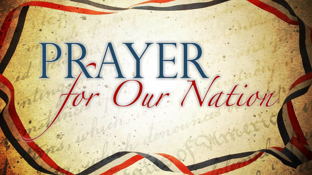 Image result for prayer for our nation