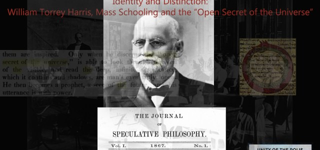 meaning of speculative philosophy